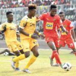A/R Division One clubs send goodwill message to Kotoko, AshantiGold