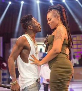 VIDEO: Shatta Wale hot as US-based Ghanaian slayqueen threatens to release  his S£xtape
