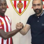 Almeria register Ghanaian youngster Arvin Appiah with B team