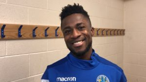 Former Ghana youth star Enoch Andoh signs for Hednesford Town