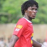 Sogne Yacouba reacts to being left out of Kotoko squad for Etoile du Sahel clash