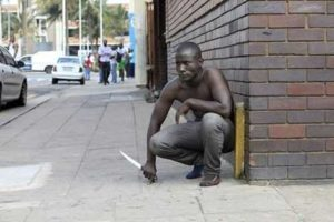 VIDEO: Eyewitnesses explain how the Xenophobic attack started