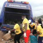 UMB embarks on clean-up exercise in Accra