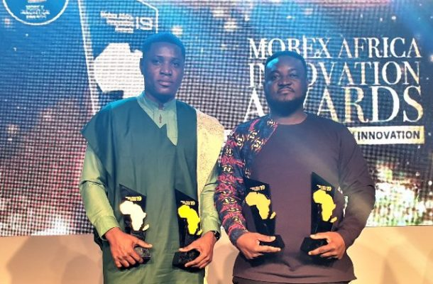 Huawei bags 4 awards at Mobex Africa Innovation Awards