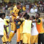 CAF CC: AshantiGold edge RS Berkane in five goal thriller at Obuasi