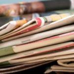 Newspaper headlines: Monday, September 9, 2019