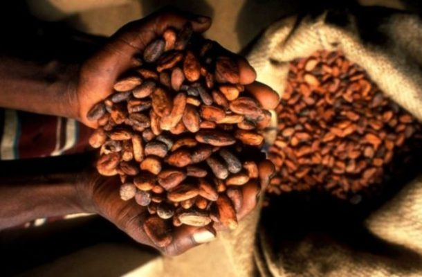 Cocoa juice factory under '1D1F' inaugurated at Assin Akrofuom