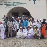 NDC inducts 17-member Zongo Caucus