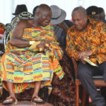 Otumfuo and Mahama; I Witness