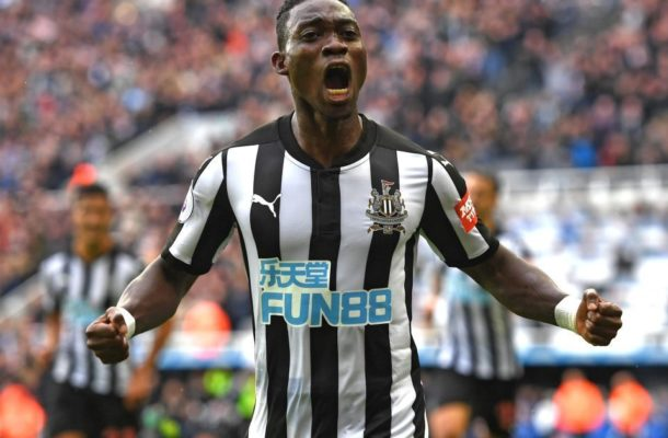 Newcastle fans are yet to see me at my best- Christian Atsu