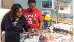 US baby born in 9/11 at 9:11 weighs 9lb 11oz