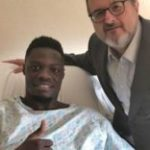 Ghana striker Caleb Ekuban successfully undergoes surgery