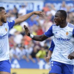 Raphael Dwamena on target again for Real Zaragoza in win over Extremadura