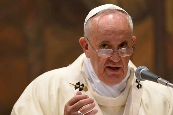 Pope urges Silicon Valley to avoid slide towards new 'barbarism'