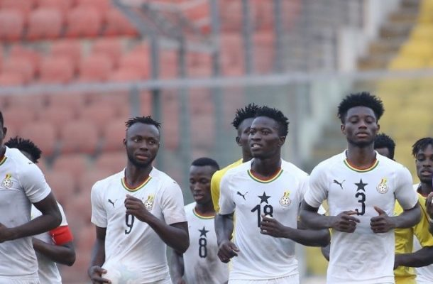 PFAG wishes Black Meteors well ahead of Algeria showdown