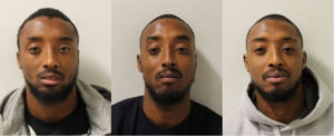PHOTOS: Identical triplets sentenced to a total of 46 years for firearm offences