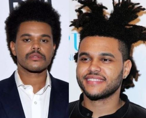 PHOTOS: The Weeknd looks unrecognizable after cutting off signature dreadlocks