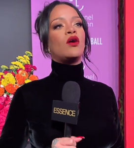 VIDEO: Black women are impeccable and the world has to deal with that - Rihanna gives powerful speech