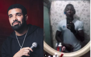 Drake promises to fly Nigerian student to his show for being a top fan