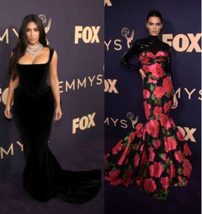 PHOTOS: Celebrities bring A game to Emmys red carpet