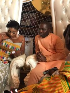 PHOTOS: Presidential staffer marries Deputy Information Minister