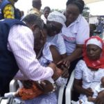 Polio vaccination launched to kick-start an emergency health alert