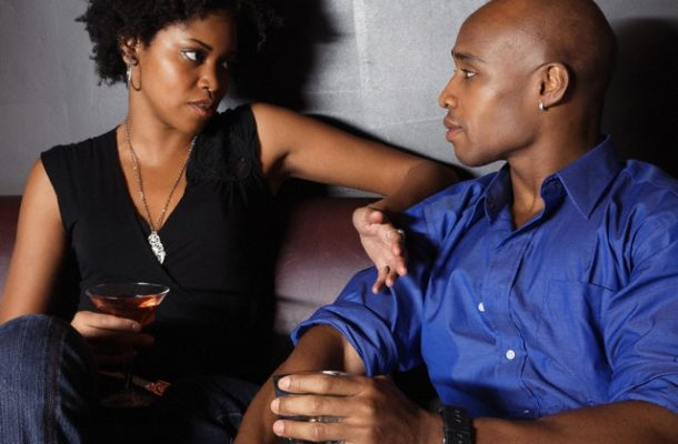 The secret to having tough conversations with your partner