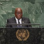President Akufo-Addo attends 74th session of UN General Assembly