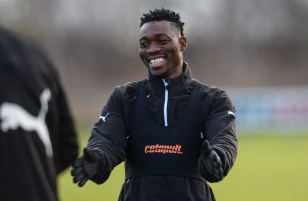 Atsu relishes 'important season', vows to prove his worth at Newcastle