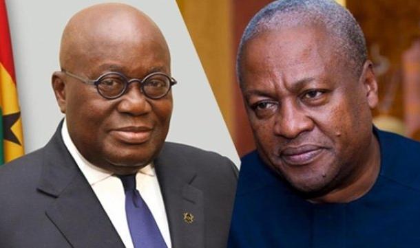 "The tale of the two ""family & friends"", John Mahama vs Akufo-Addo"