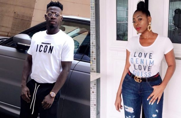 Mandy taunts ex-hubby Afriyie Acquah on blowjob video leak