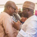 Bawumia invites Mahama to join Islamic faith