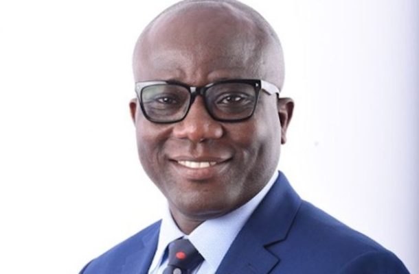 Ghanaian appointed CEO of StanChart in New Jersey