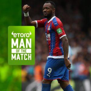 In-form Jordan Ayew wins consecutive Man of the Match awards at Crystal Palace