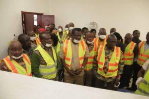 NPP MP describes Jospong as Captain of the Environmental Sanitation Industry