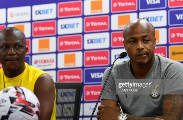 Andre Ayew reveals key Kwesi Appiah role in decision to stay at Swansea