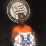 Ghanaian defender Isaac Donkor completes switch to Sturm Graz