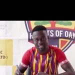 'I want to write my name in the books of the legends' - Emmanuel Mintah- Hearts
