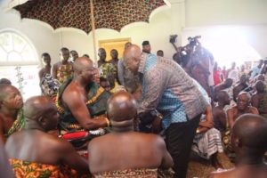 Ghana has managed to exploit traditional authority with political leaders - Otumfuo