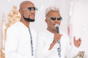 Gay media personality shares photos from his traditional wedding
