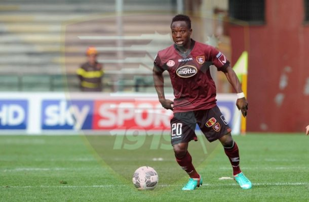 Ghanaian midfielder Moses Odjer extends Salernitana contract