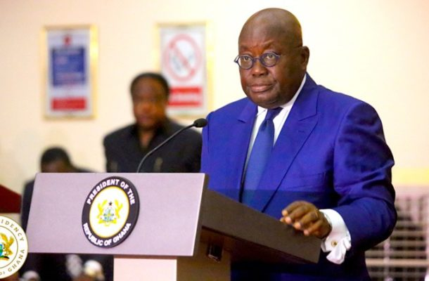 "Akufo Addo DROPS ""13 AC"" man as GRA Board Chair; silently appoints Prof. Adei"