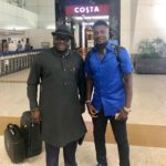 Asamoah Gyan lands in India to start NorthEast United FC career