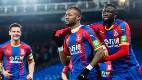 Ayew, Schlupp in action as Crystal Palace suffer defeat to Tottenham