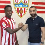 Arvin Appiah completes shock deadline day move to UD Almeria