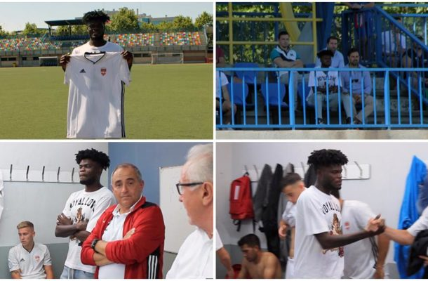 Ghana midfielder Thomas Partey buys Spanish club Alcobendas