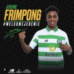 Celtic swoops Ghanaian youngster Jeremie Frimpong on deadline day