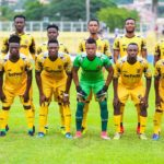 AshantiGold pip division one side Asokwa Deportivo in friendly
