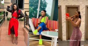 PHOTOS & VIDEOS: last moments of pretty Legon girl who died mysteriously