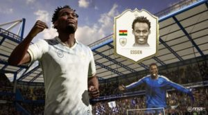 Ghana's Michael Essien announced as new FIFA 20 Ultimate Team Icon